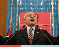 Kemal Kılıçdaroğlu'nun çirkin iftirası ortaya çıktı