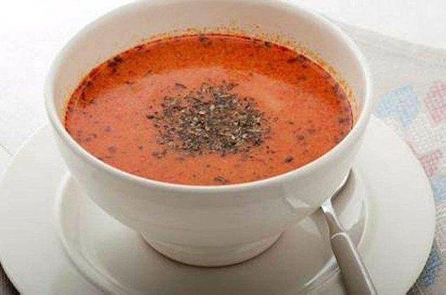 Tarhana çorbası için!