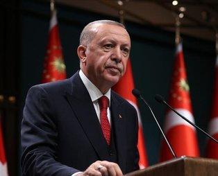 İzmir depreminin ardından liderlerden Başkan Recep Tayyip Erdoğan'a geçmiş olsun telefonu