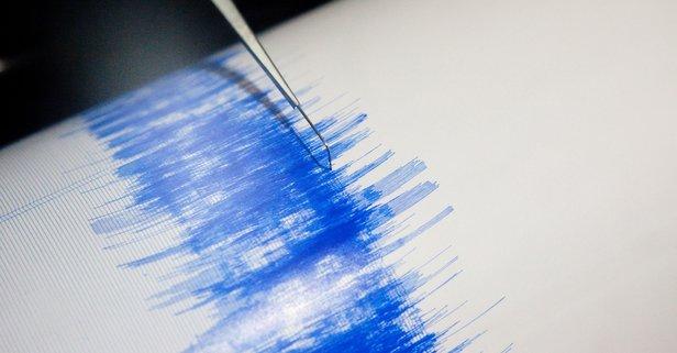 Çanakkale açıklarında korkutan deprem