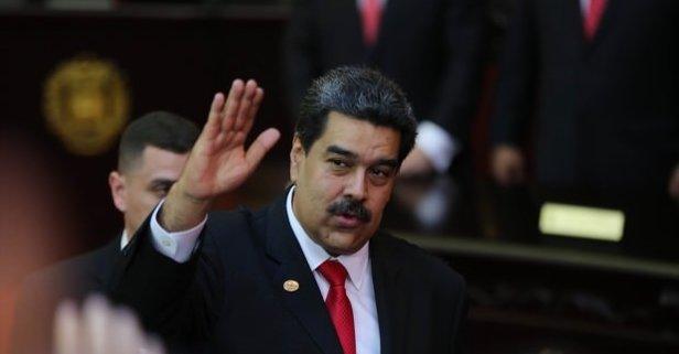 Maduro'dan Türkiye hamlesi! Çorum'a gönderiyor