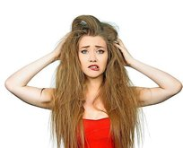 Saç dökülmesi ailenizin eseri