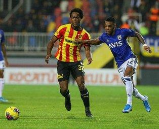 İzmir'de gol düellosu! Göztepe 2-2 Fenerbahçe (MAÇ SONUCU)