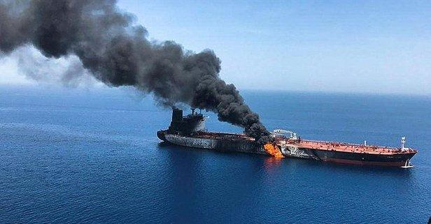 Umman'daki tanker saldırılarında flaş gelişme