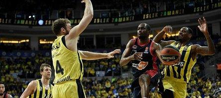 Fenerbahçe Doğuş, Belgrad kapısını araladı