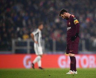Barcelonada Messi depremi! Bu da mı olacaktı
