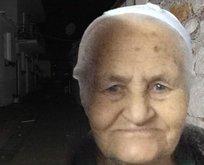 İzmir'de tsunamiye kapılan babaannesini görünce yıkıldı!