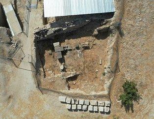 Zeugma Antik Kenti'nde 16 yıl süren kazılar sonucunda 2 kaya odası ortaya çıkarıldı