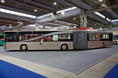 İstanbula yerli metrobüs