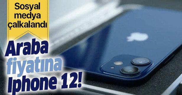 Şaka değil iPhone 23600