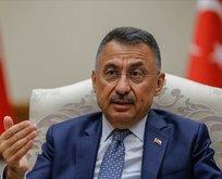Cumhurbaşkanı Yardımcısı Oktay'dan Yunan'a sert mesaj