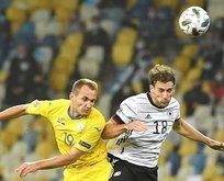 Ukrayna-Almanya: 1-2