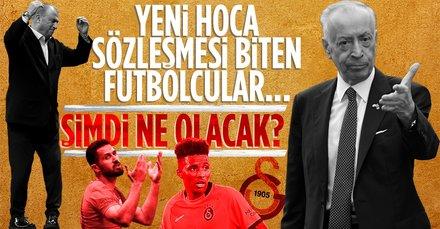 Fatih Terim veda etti! Peki Galatasaray'da transferler ne olacak?