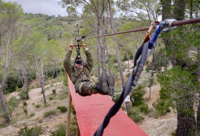 Salih Uçanın takımı Sion askeri kampta