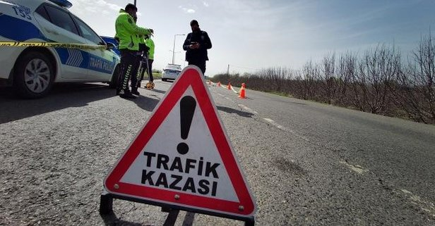 Çankırı'da feci kaza! Ölü ve yaralılar var
