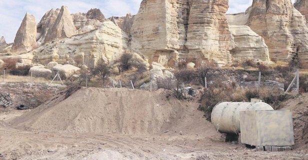 Kapadokya'yı Göremedik