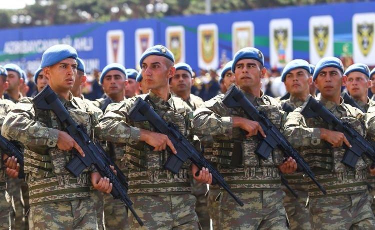Azerbaycan ile TURAZ Şahini tatbikatı başladı