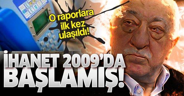 FETÖ'cülerin ankesörlü ihaneti 2009'da başlamış!