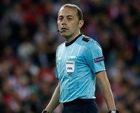 UEFA'dan Cüneyt Çakır'a önemli görev
