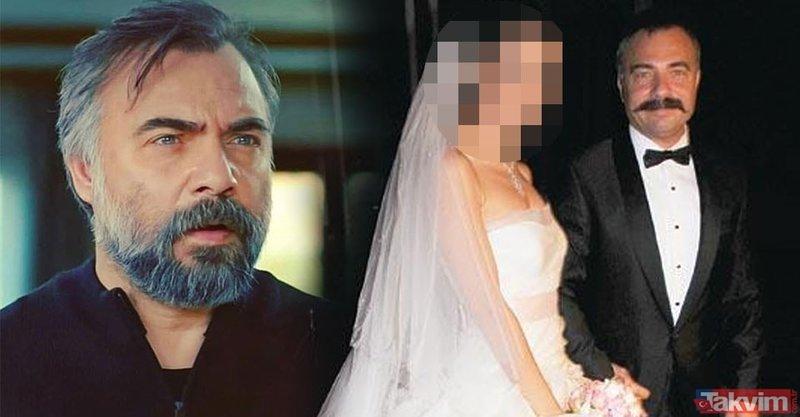 Eşkıya Dünyaya Hükümdar Olmaz'ın Hızır'ı Oktay Kaynarca'nın eski eşini kimse bilmiyor!