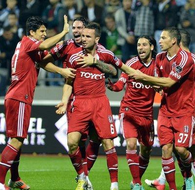 Kasımpaşa - Beşiktaş: 1-3