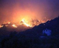 AB'den Türkiye'ye yangınla mücadele desteği!