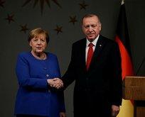 Başkan Erdoğan'dan kritik Libya teması