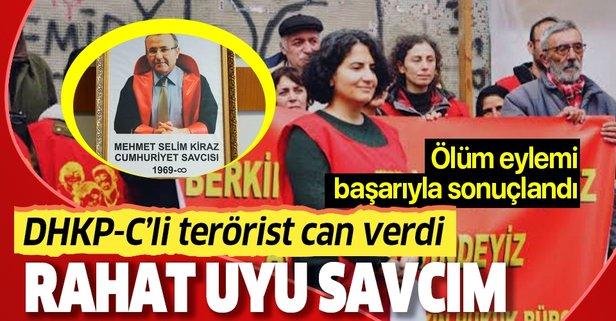 DHKP-C'li terörist öldü