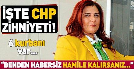"""Aydın'ın CHP'li başkanı Özlem Çerçioğlu hemcinslerini tehdit etti!  """"Hamile kalırsanız işten atarım"""""""