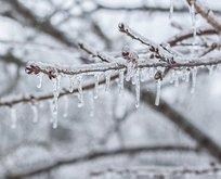 Meteoroloji'den 4 ile don uyarısı!