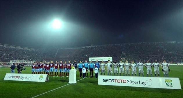 Trabzonspor-Manisaspor