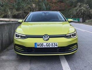 Volkswagen Golf'te yeniliğe gitti! Artık dizel motor yok!