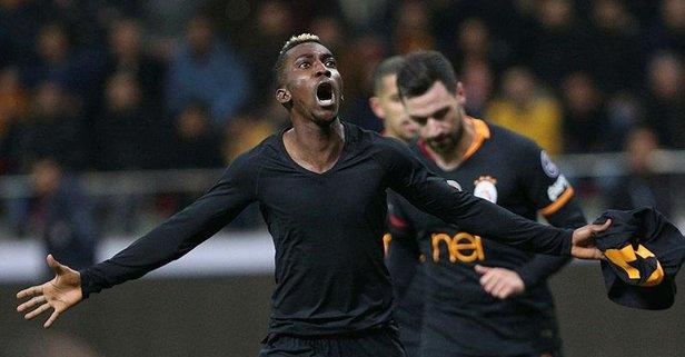 Galatasaray'a hayat öpücüğü