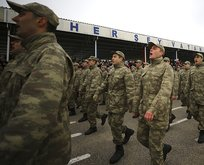 Yeni askerlik düzenlemesi flaş gelişme