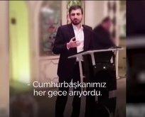 Selçuk Bayraktar, Erdoğan ile anısını anlattı