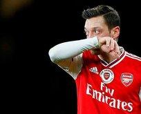 İşte Mesut Özil'e yapılan 'Çin işkencesi'