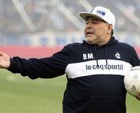 Maradona'dan kötü haber