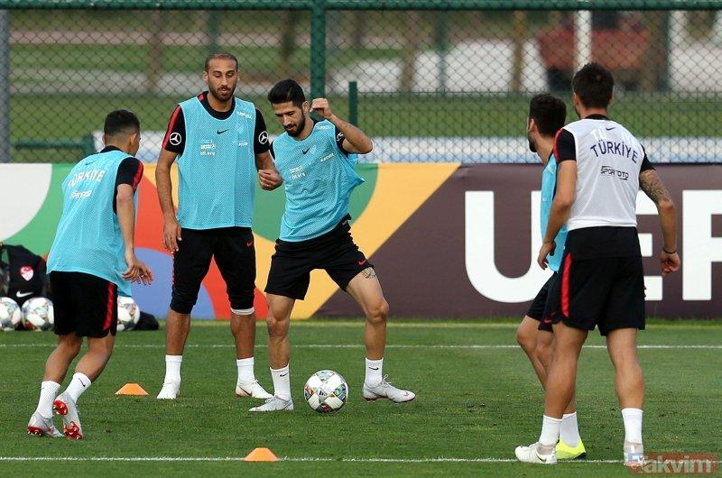A Milli Futbol Takımı'nda mesai başladı! Türkiye - Rusya maçı ne zaman?