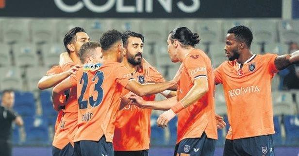 Başakşehir'den gol şov