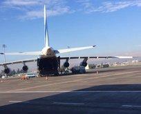 Suudi Arabistan uçağına dev operasyon!