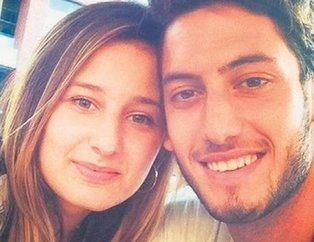 Hakan Çalhanoğlu ve eşi Sinem Çalhanoğlu hakkında çok şaşıracağınız gerçek!