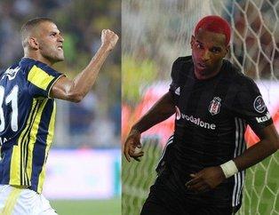 Galatasaray, Fenerbahçe, Beşiktaş ve Trabzonsporda 2018-19 sezonu sonunda sözleşmesi bitecek futbolcular