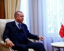 Erdoğan: Yunanistanın Kıbrıs hayali gerçekleşmeyecek!