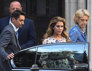 Şeyh Al Maktum ve Prenses Haya arasındaki boşanma tarihe geçecek!