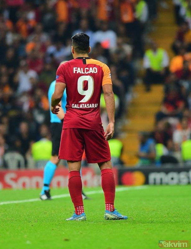 Galatasaray'ın yıldızı Falcao'dan UEFA'ya flaş açıklamalar!