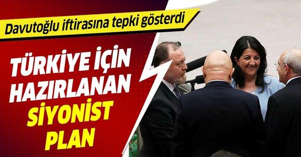 Siyonizmin Türkiye'deki muhalefet plânı