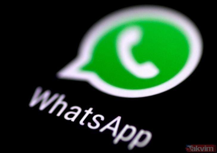 Whatsapp'ta mesajlarda büyük yenilik