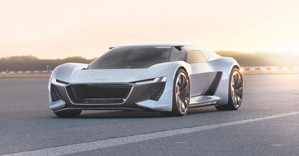Audiden Geleceğin Spor Otomobili Takvim 27 Ağustos 2018