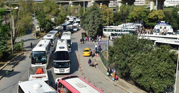 Bayramda otobüsle seyahat edeceklere önemli uyarı