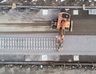 Ankara-Sivas arası 2 saate düşecek! Hızlı tren projesinde çalışmalar sürüyor